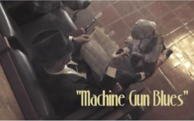 Social Distortion Machine Gun Blues kanacker costume designer