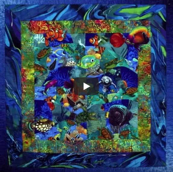 DreamMaker Art Quilts Slideshow